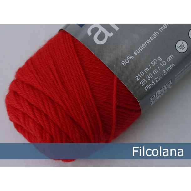 Arwetta: Geranium rød (138)