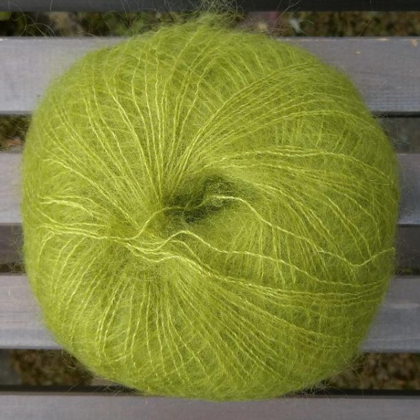 Brushed Lace: Lime (3099)