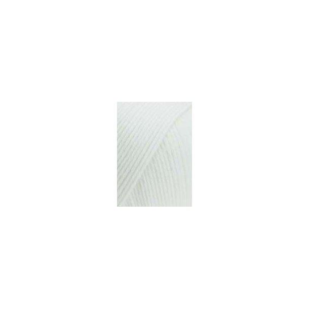 Merino 150: Hvid (001)