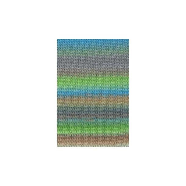 Mille Colori Baby 0016 Farveskiftegarn