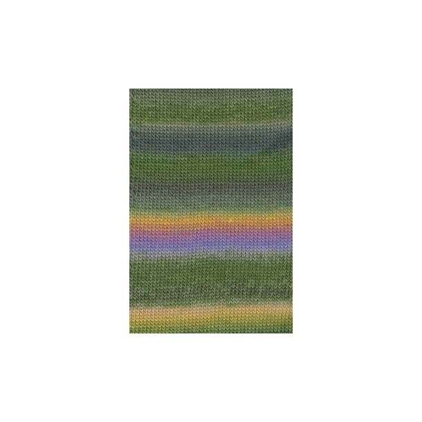 Mille Colori Baby 0018 Farveskiftegarn